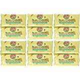 Earth's Best TenderCare Chlorine Free Baby Wipes Refills, 80-Count Packages (Pack of 12)(960 Wipes)