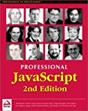 img - for Professional JavaScript 2nd Edition book / textbook / text book