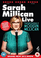 Sarah Millican - Thoroughly Modern Millican Live [DVD]