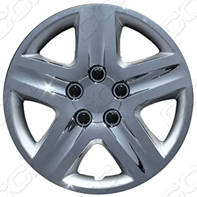 2006, 2007, 2008, 2009, 2010, 2011, 2012, 2013 CHEVY IMPALA CHROME FACTORY REPLICA WHEEL COVERS / HUBCAPS (Set of 4) - 16""