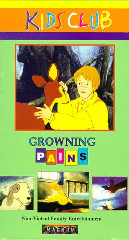 Growning Pains (Kids Club) [VHS]