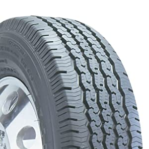 Michelin LTX A/S Radial Tire – 245/70R17 116R