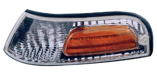 Depo 331-1557L-US Ford Crown Victoria Driver Side Replacement Parking/Side Marker Lamp Unit Style: Driver Side (LH)