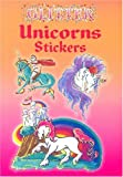 Glitter Unicorns Stickers (Dover Little Activity Books Stickers)