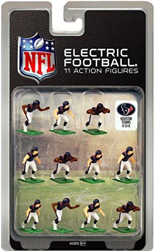 Houston TexansDark Uniform NFL Action Figure Set