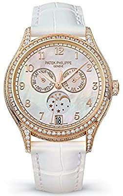 Patek Philippe Complications Ladies Annual Calendar 38mm Rose Gold Watch 4948R-001