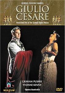 Handel - Giulio Cesare / Kenny, Pushee, Dalton, Campbell, Gunn, Bennett, Hickox, Sydney Opera