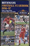Rothman's Football YearbBook 1996 - 97