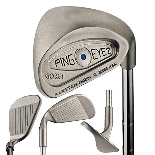 NEW Ping Eye 2 Gorge 60 Lob Wedge Black Dot True Temper DG Spinner Wedge Flex