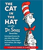 The Cat in the Hat and Other Dr. Seuss Favorites by Dr. Seuss (2003) Audio CD