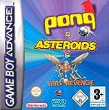 echange, troc Compil Astéroïd - Pong - Yars