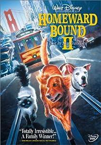 Homeward Bound Ii - Lost In San Francisco by Walt Disney Video