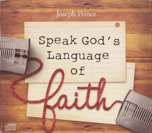 speak gods language of faith 4 cd set audio cd jan 01 2012 joseph prince
