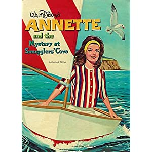 Annette and the Mystery at Smugglers' Cove