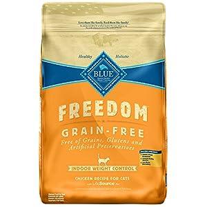 Blue Buffalo Freedom Grain Free Dry Adult Cat Food