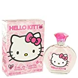 Hello Kitty by Sanrio Eau De Toilette Spray 3.4 oz
