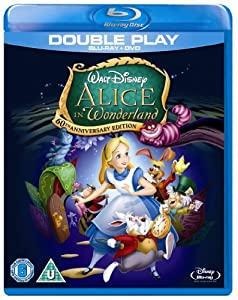 Alice In Wonderland (Animation) - Special Edition (Blu-ray + DVD)