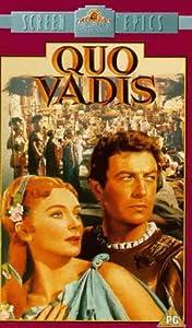 Quo Vadis [VHS] [1952]