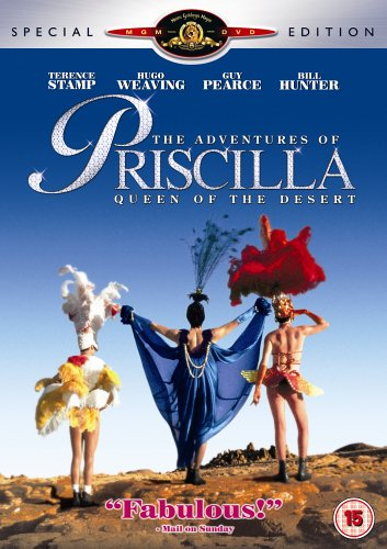 The Adventures of Priscilla, Queen of the Desert (1994) [DVD]
