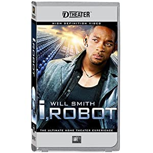 I Robot        [VHS]