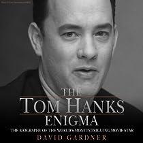 the tom hanks enigma audiobook david gardner audiblecom