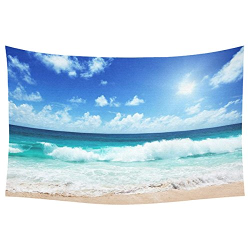 51H6O3f1g7L The Best Beach Themed Tapestries You Can Buy