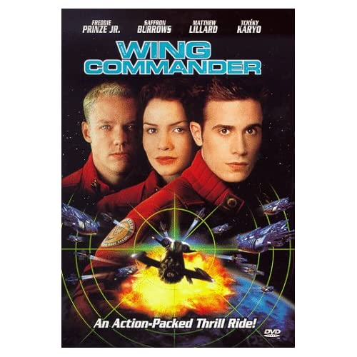 Wing Commander TRACKERSURFER french dvdrip XViD avi preview 0