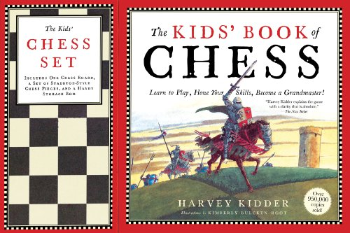 The Kids' Book of Chess and Chess Set