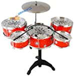 Childs Kids My First Drum Kit Play Se...
