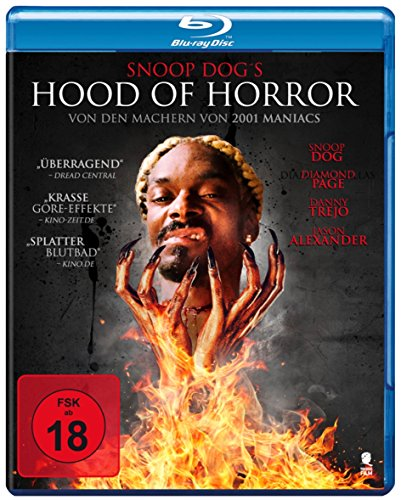 Snoop Doggs Hood of Horror [Blu-Ray]