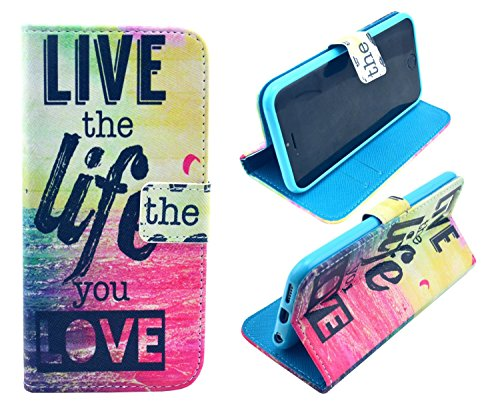 iPhone 6s 4.7 inch Wallet Case ,Nancy's shop Premium Series Shock Absorption PU Leather Bumper Flip Cover With Stand Feature Magnetic Card Slot Holder + FREE Screen Protector For iphone 6 (1-Life)