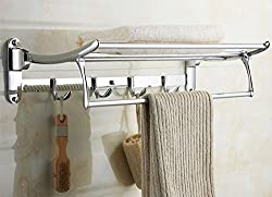 ADDOR folding towel rack