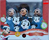 Decorative Disney Minnie Mouse With Santa Hat String Lights