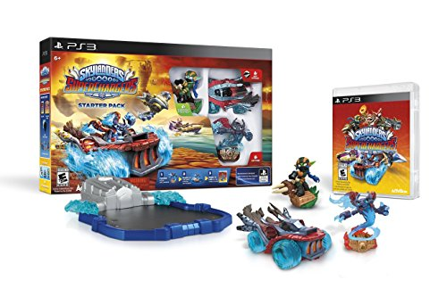 Skylander Superchargers Starter Packs