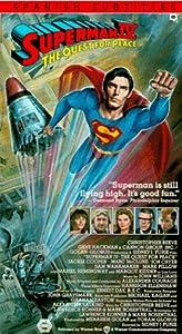 Superman 4 [VHS]