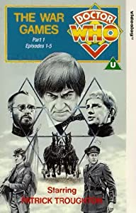 Doctor Who - The War Games [VHS] [1969]: Patrick Troughton