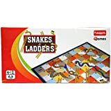 Funskool Games Snakes and Ladders Board Game
