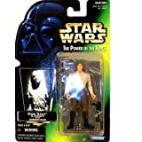 HAN SOLO IN CARBONITE WITH CARBONITE BLOCK & FREEZE FRAME ACTION SLIDE Star Wars 1998 The Power Of The Force Action...