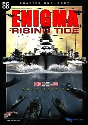 Enigma: Rising Tide - Gold Edition (PC CD) by Contact Sales Ltd