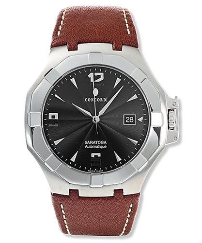 Concord Men's Saratoga Watch #0310735 - Buy Concord Men's Saratoga Watch #0310735 - Purchase Concord Men's Saratoga Watch #0310735 (Concord, Jewelry, Categories, Watches, Men's Watches, Sport Watches)