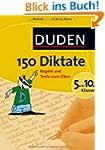 Duden - 150 Diktate 5. bis 10. Klasse...