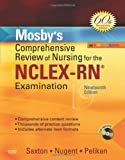 img - for Mosby's Comprehensive Review of Nursing for NCLEX-RN  Examination, 19e book / textbook / text book
