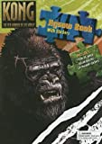 Kong Jigsaw Book: With Stickers & Activities (Kong: The 8th Wonder of the World)