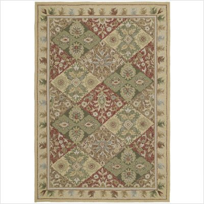 Kaleen Home And Porch - Desoto - Linen 7 Ft 6 In X 9 Ft