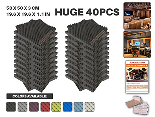 ace-punch-40-pack-egg-crate-acoustic-foam-panel-diy-design-studio-soundproofing-wall-tiles-sound-ins