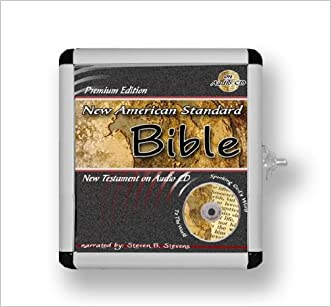 New American Standard Bible New Testament in a Metal Case