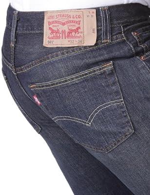 Levi's Men's 501 s Original Fit Jeans
