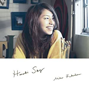 MIHO FUKUHARA - HANABI SKY(regular ed.) by SONY MUSIC ENTERTAINMENT