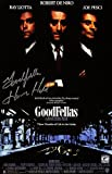 Henry Hill Signed Goodfellas 11x17 Movie Poster with Goodfella - Certified Authentic