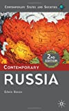 img - for Contemporary Russia: Second Edition (Contemporary States and Societies Series) book / textbook / text book